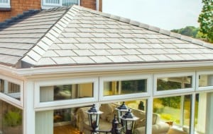 Rooftech conservatory roofing