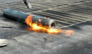 Hot Bitumen Amp Felt Roofs Rooftech Solutions
